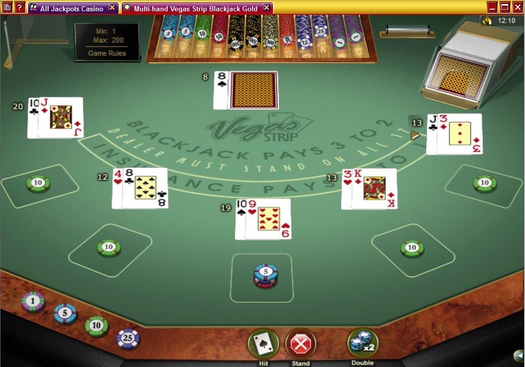Tie i blackjack–301348