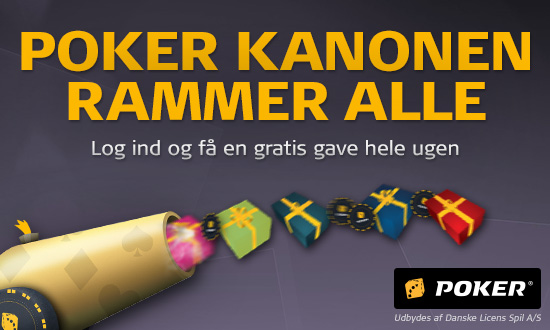 Poker billetter anelse