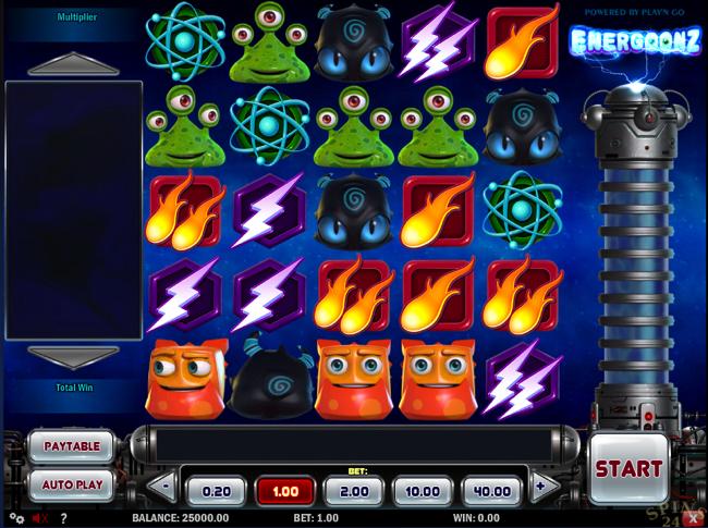 Fruit spillemaskine–818177