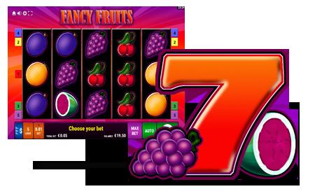 Fruit spillemaskine–766805