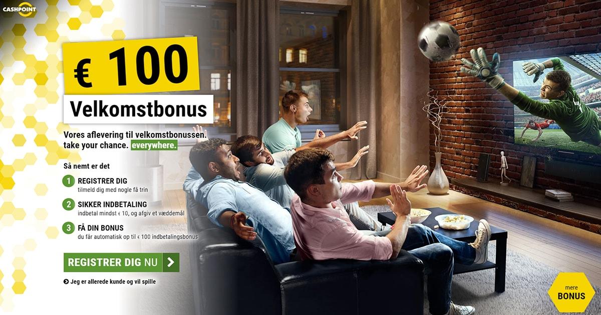Optjente points velkomstbonus–319589