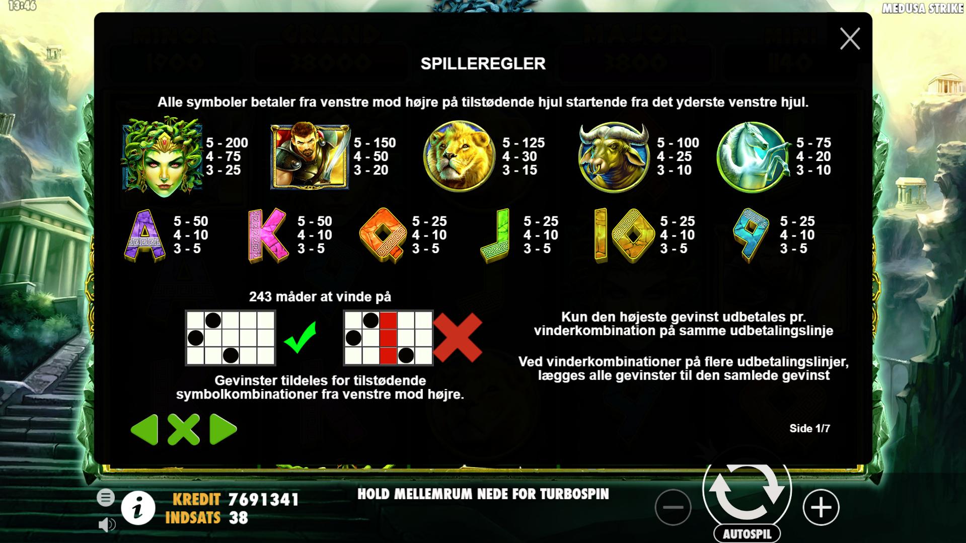 Finde symboler vinde–970012