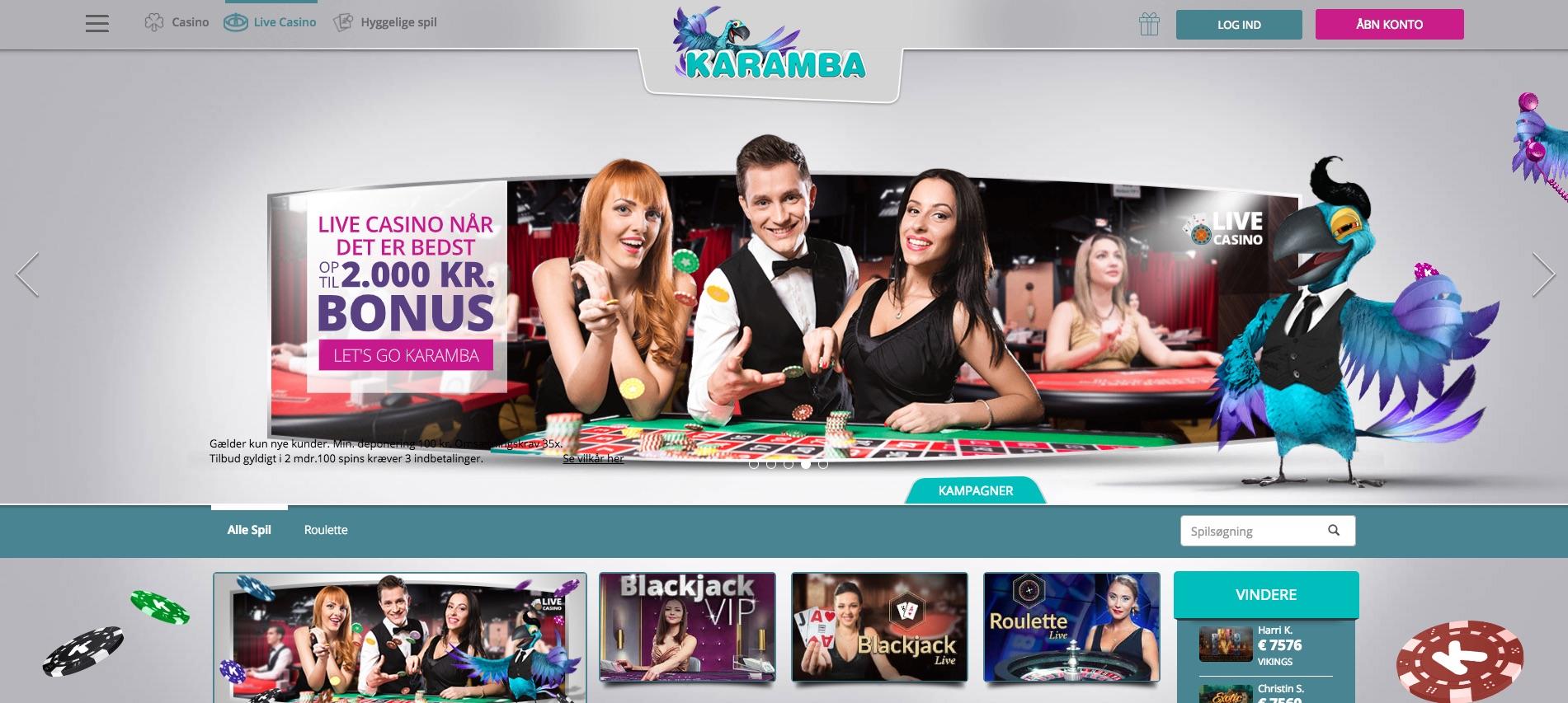 Casinoer ekspert anderl