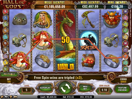 Casinospil i–302853
